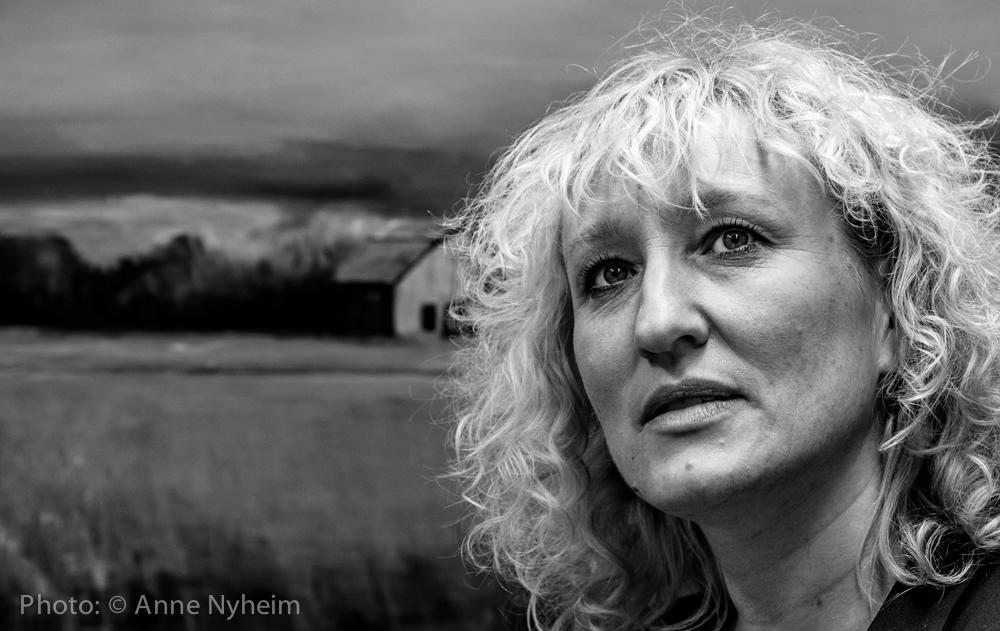 Runa Finborud, ordfører i Os i Østerdalen. Photo: copyright Anne Nyheim