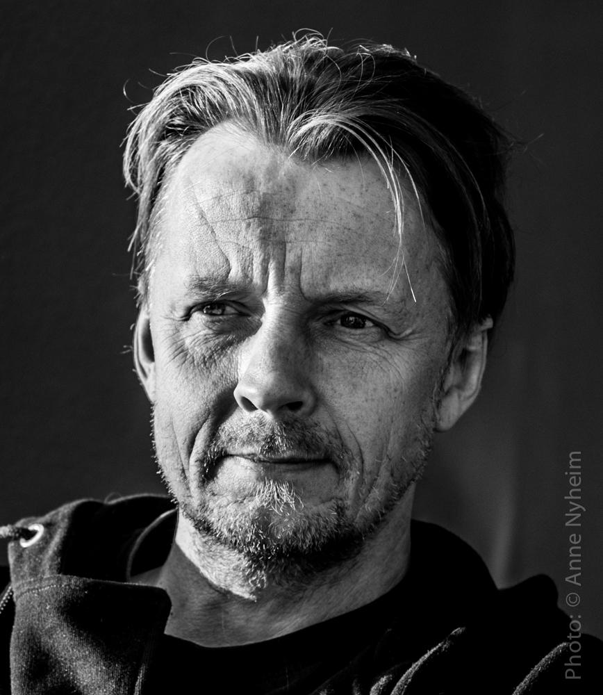 Jo Hage, kinosjef på Røros. Foto: copyright Anne Nyheim